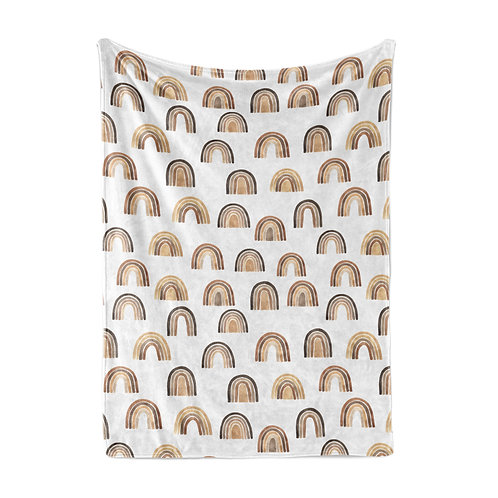 Personalized Light Blanket - BLM patterns