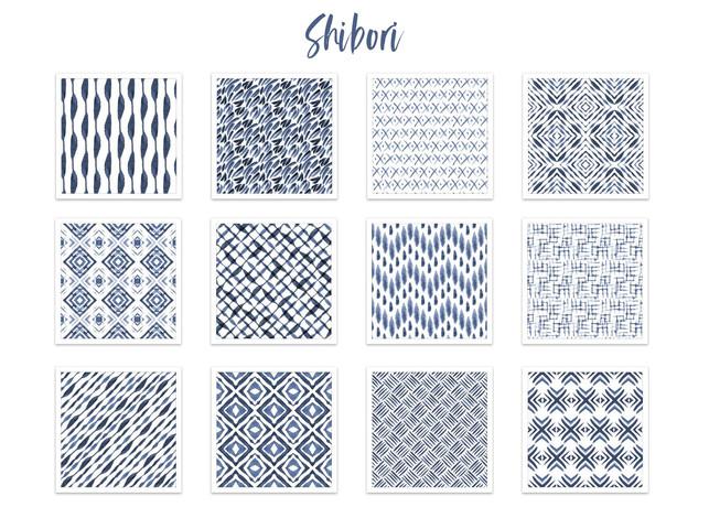 shibori collection