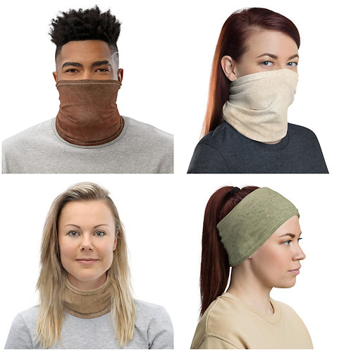 Neck Gaiter - Out Of Africa