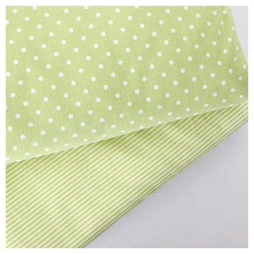 change pad cover - green