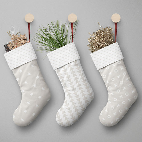 Christmas Stocking - 650 patterns