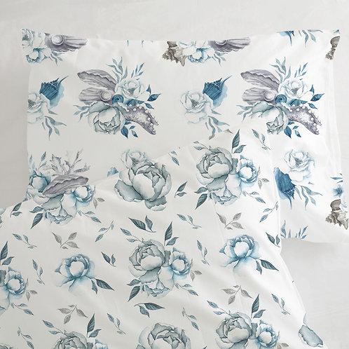 DYO - Custom flanged pillow - Mermaid