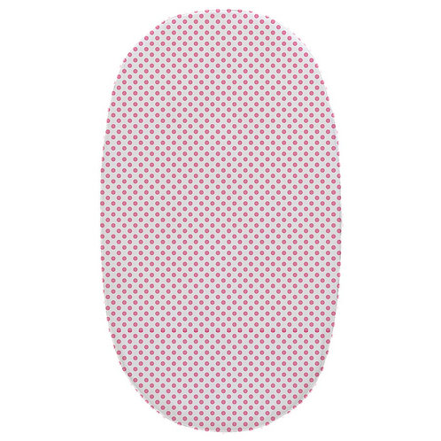 Stokke junior fitted sheet - pink