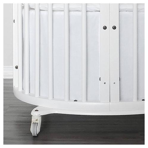 Stokke mini skirt - pure white