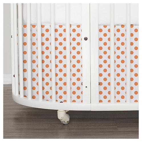 Stokke sleepi skirt - orange