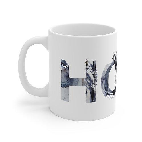 Ceramic Mug - Iceland Alphabet