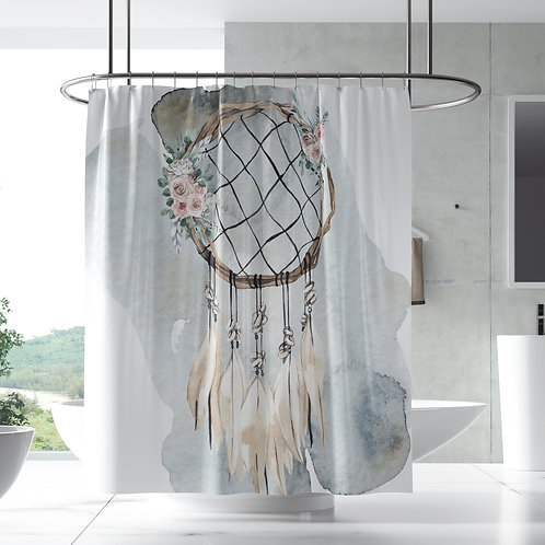 DYO - Shower Curtains - Boho