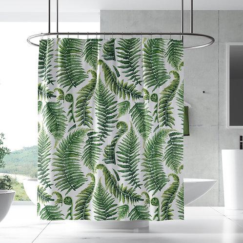 Shower Curtain - Giant Fern