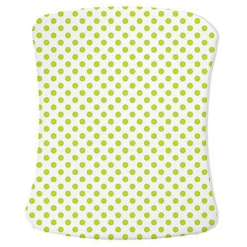 stokke care change pad cover - green
