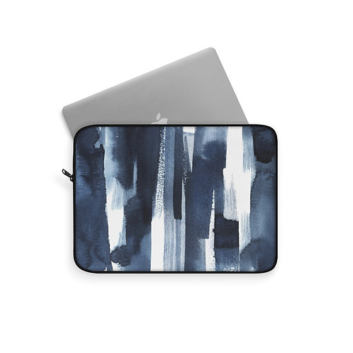 Laptop Sleeve - Gradient Ombre Neptune