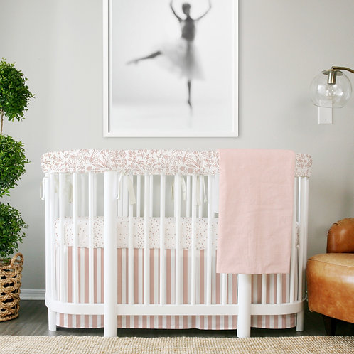 Stokke sleepi 3pc rail guard set - XOXO