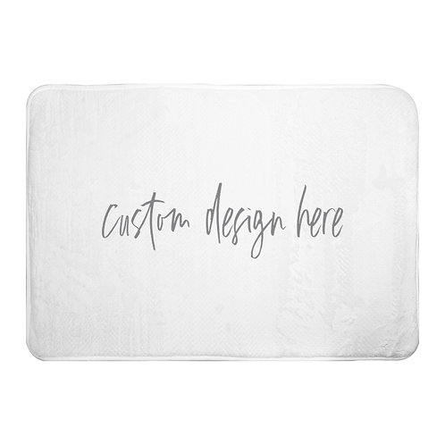 DYO - Custom Bath Mat