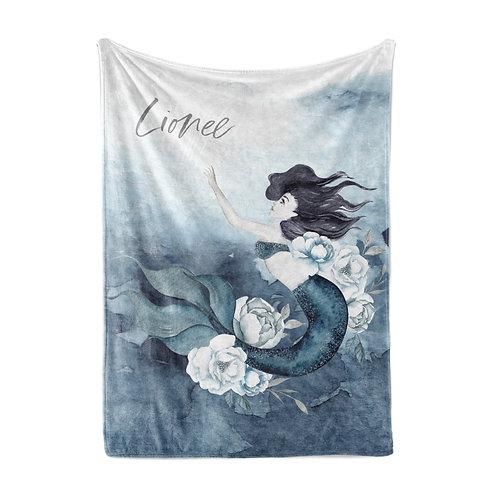 DYO - Custom Light Blanket - Mermaid