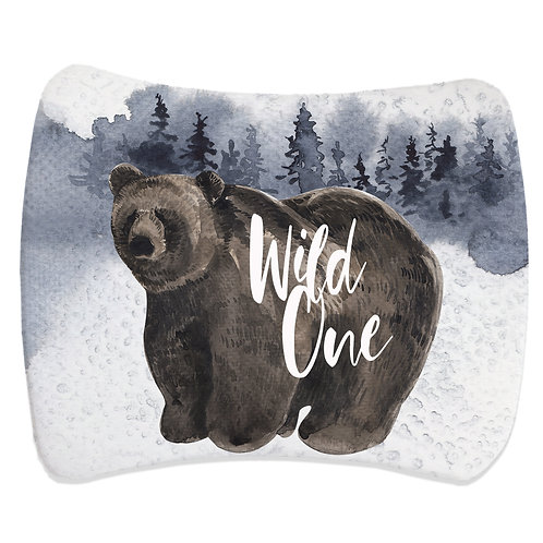 Personalized Stokke care cover - adventure bear