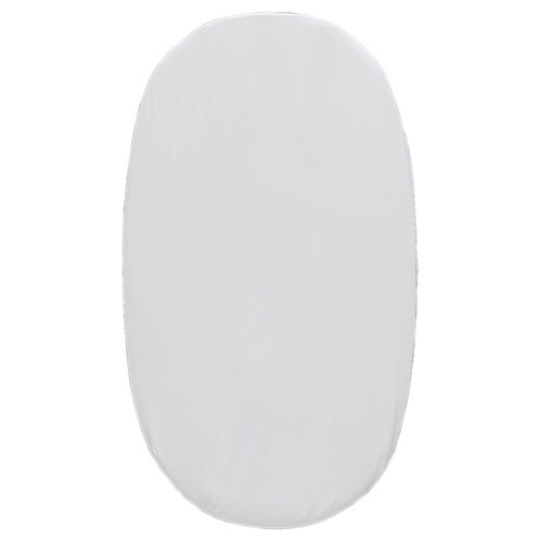 Pure white fitted sheet - all sizes