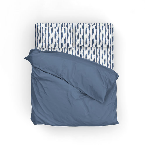 Personalized duvet cover - solid any color