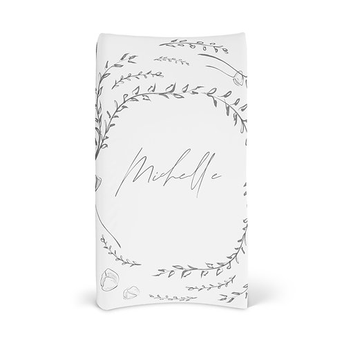 Personalized Changing Pad - Fine Art I