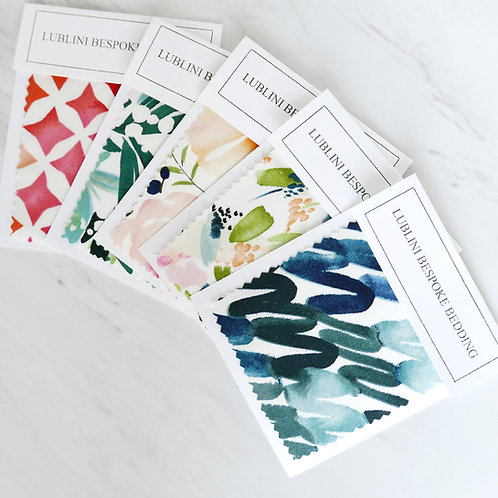 Swatch -  Organic Watercolor