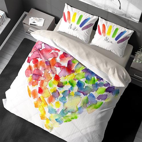 Personalized duvet cover - Pride LGBTQ