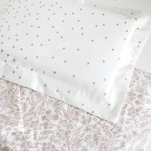 Pillowcase/Sham -  XOXO