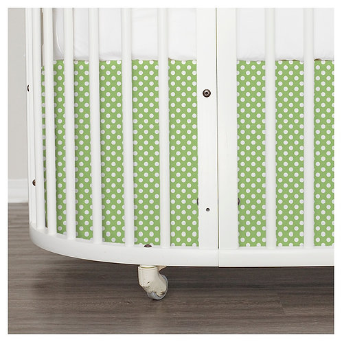 Stokke sleepi skirt - green