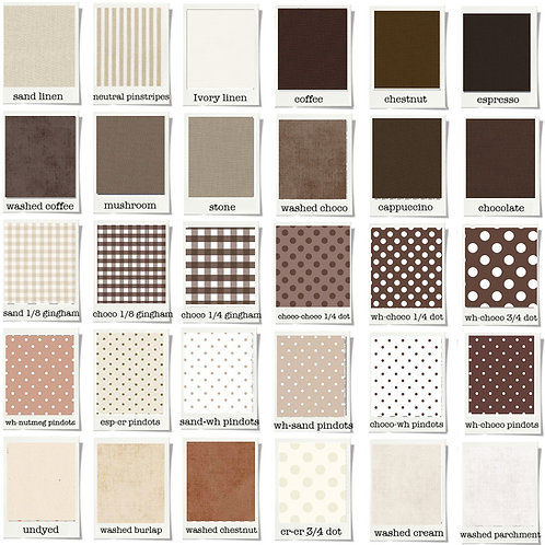 Crib fitted sheet - neutral