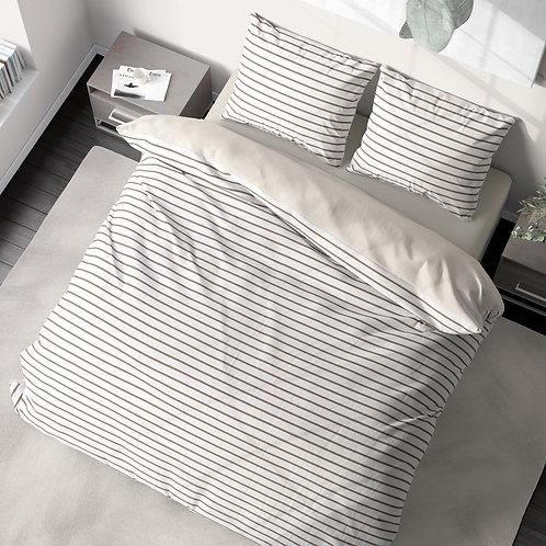 Duvet cover - Pinstripes pattern