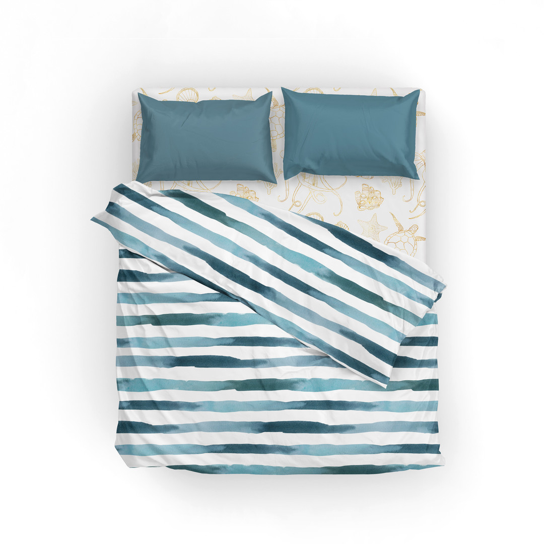 Queen duvet ocean stripes-.jpg