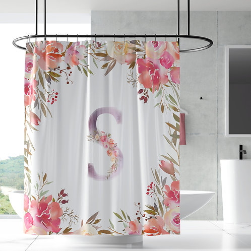 Shower Curtain - Enchanted frame