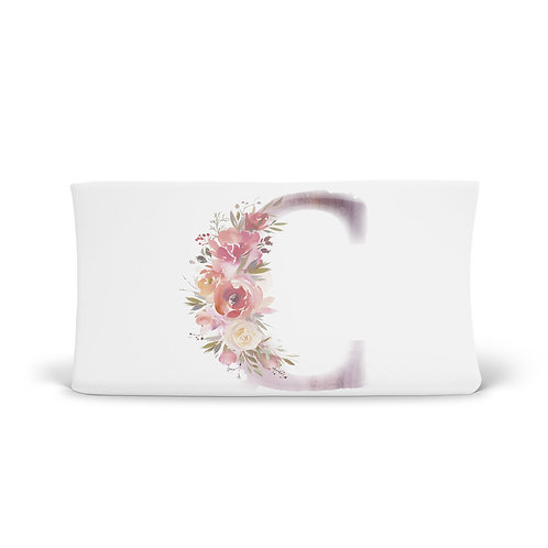 Personalized Changing Pad - Enchanted Monogram