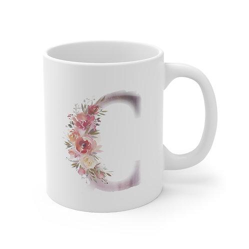 Ceramic Mug - Enchanted Alphabet