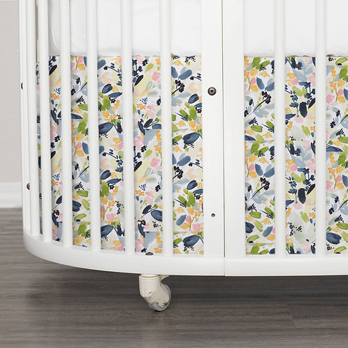 Stokke Sleepi skirt - Organic Watercolor