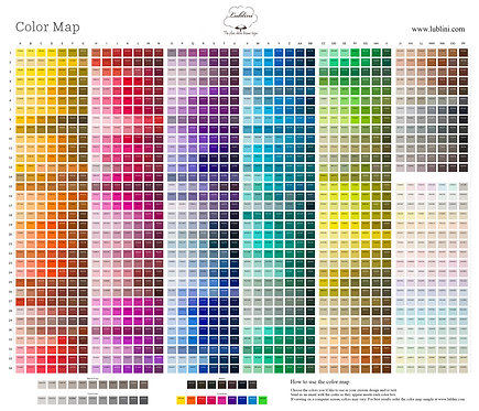 DYO - Full Color Map