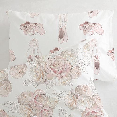DYO - Custom flanged pillow - Royal ballet