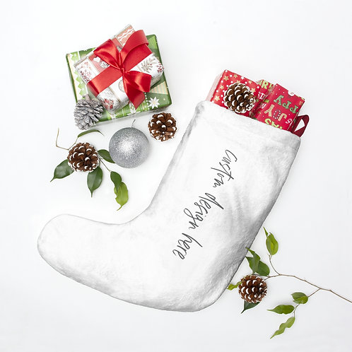 DYO - Christmas Stocking