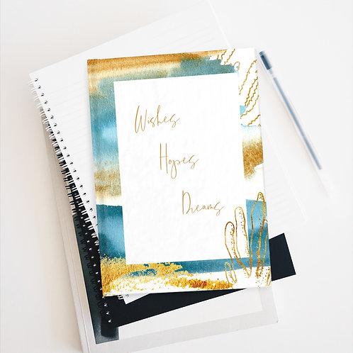 Hardcover Journal - Ocean