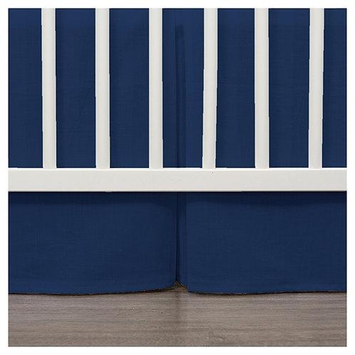 Crib skirt - essential