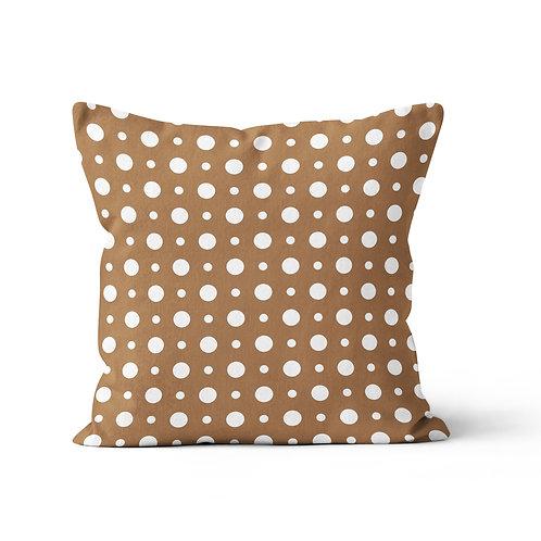 Throw Pillow - Two Dot pattern