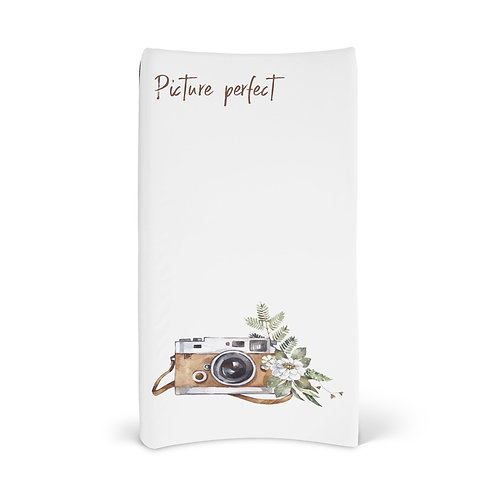 Personalized Changing Pad - Safari pictures