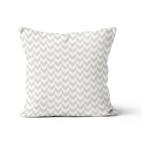 Throw Pillow - Arrows pattern