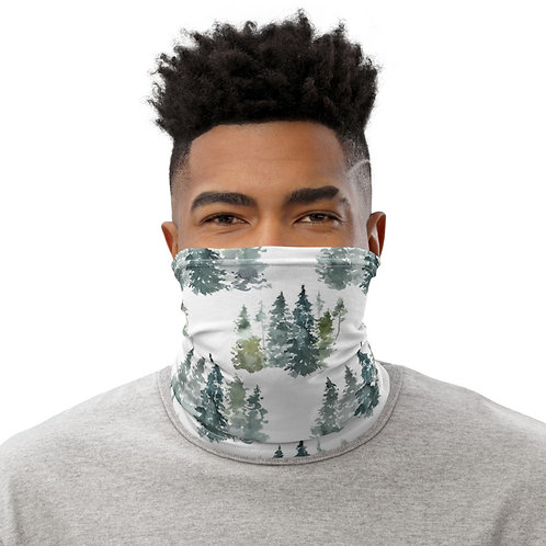 Multifunctional Face Mask - enchanted forest