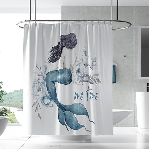 Shower Curtain - Mermaid