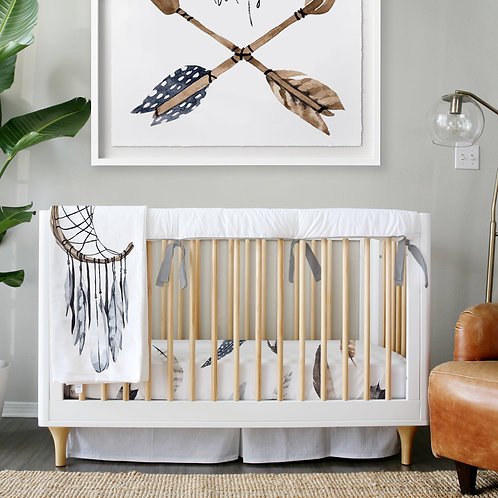DYO - Custom 3pc Crib Set - Boho