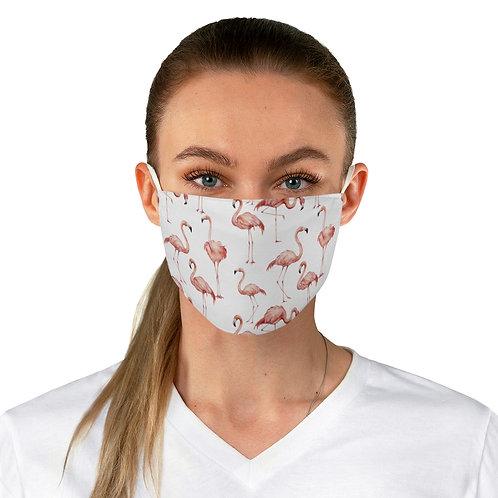 Fabric Face Mask - Flamingo
