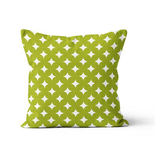 Throw Pillow - Diamond pattern