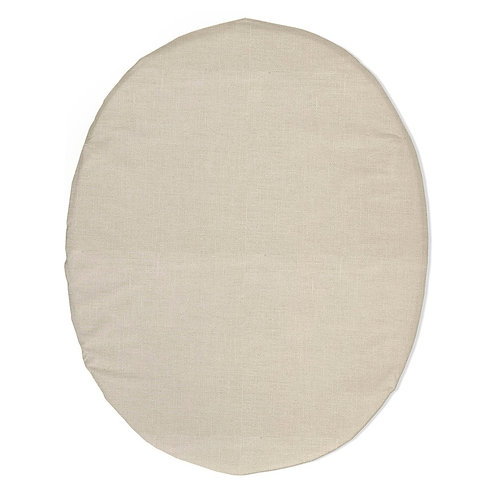 Stokke mini fitted sheet - linen
