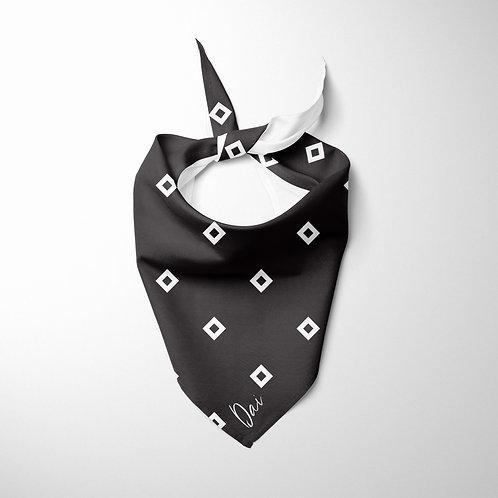 Personalized Pet bandana - Diamond