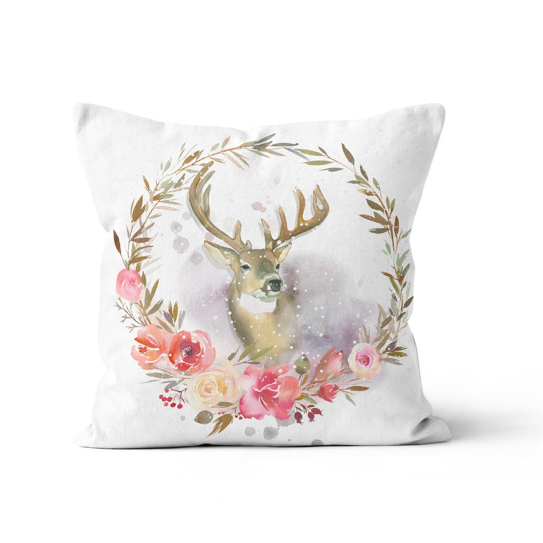 SQ-Square Pillow-deer.jpg