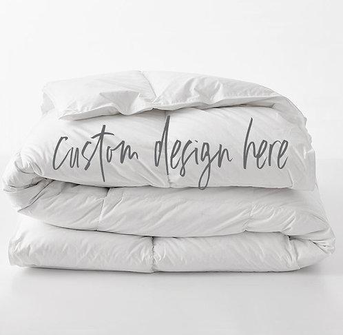 DYO - Custom Comforter