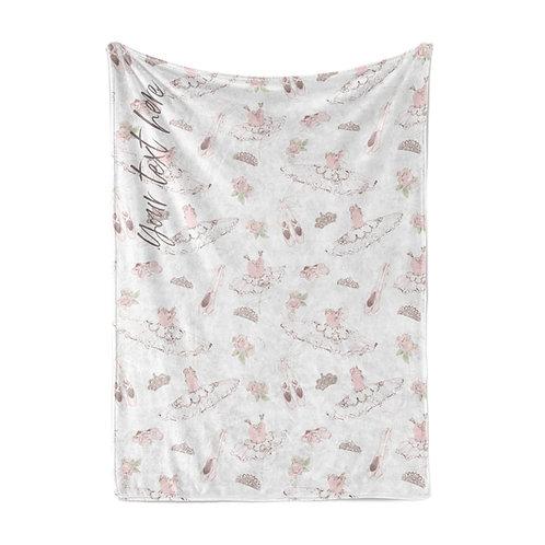 DYO - Custom Light Blanket - Royal ballet